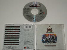 AXXIS/ACCES ALL AREAS LIVE(HARVEST/1C 564-7 97950 2)CD ALBUM