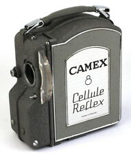 Camex eccellenza REFLEX 8 8mm (?) Film Camera/ANGENIEUX/Kinoptik/NO. 2