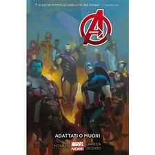 Marvel Now Collection - Avengers #05 adattati o muori Panini Comics Fumetto
