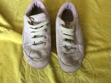 FCUK LADIES SUEDE TRAINERS SIZE 7