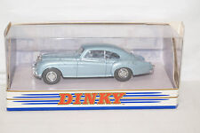 "DINKY COLLECTION dy-13 BENTLEY ""R"" Continental 1955 bleu clair 1:43 MATCHBOX"