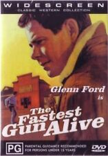 THE FASTEST GUN ALIVE. (GLENN FORD)CLASSIC WESTERN , BRAND NEW AND SEALED