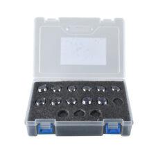 11pcs ER20 (3-13mm) Spring Collet Set For Workholding Tools High Precision