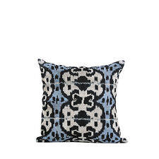 "16""x16"" Pillow Cover Velvet Ikat Pillow Cover Fast Shipment with UPS 10622"