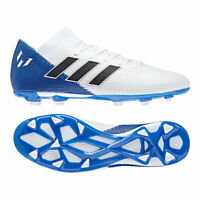 Adidas Nemeziz Messi 18.3 FG DB2111 football boots firm ground blue white black