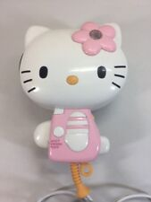 Vintage Hello Kitty Hair Dryer Works Working  Collectible Sanrio
