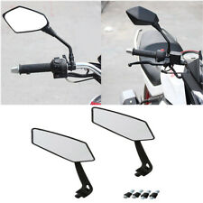 Motorcycle Rearview Side Mirrors 10mm 8mm For Honda Grom Kawasaki Suzuki Yamaha