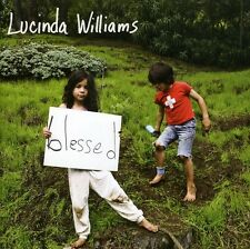 Lucinda Williams - Blessed [New CD] UK - Import