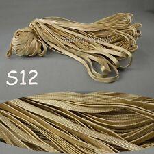 Gold Tsuka ito&Sageo Wrapping Cord for Japanese Samurai Sword Katana Wakizashi