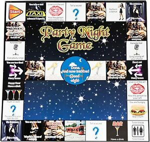 Party Night Shot Glass Drinking Game