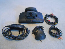 POLYCOM VIEWSTATION PVS 1419 WITH AC ADAPTER AND MIC POD (USED)