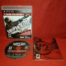 Sniper Elite V2 -- Silver Star Edition (Sony PlayStation 3 PS3, 2013)