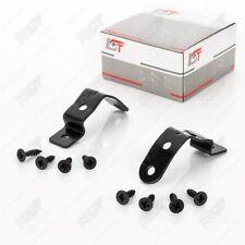 Original LST Handschuhfach Deckel Scharniere Winkel Repset für AUDI A4 B6 B7 NEU