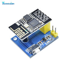 DS18B20 Temperature Sensor Adapter ESP8266 ESP-01S Serial Wireless WIFI Module