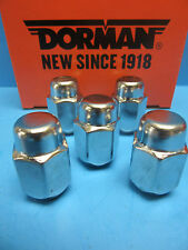 5 Wheel Lug Nuts Acorn Replace OEM # 611100 CHROME M12-1.50 Upgrade