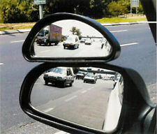 2x Adjustable Wide Angle Blind Spot Mirror for Car Van Towing Caravan Reversing