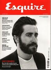 Esquire UK Magazine April 2017 Jake Gyllenhaal Donald Trump 031320AME