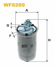 Wix WF8269 Fuel Filter for VW Polo Seat Ibiza Skoda Fabia  -04.05