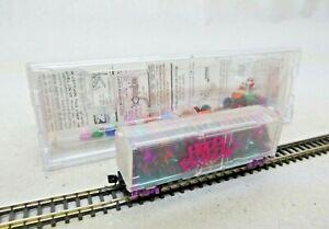Micro Trains Z 50200300 Happy Birthday 2007 Transparent GW Boxed Rarity
