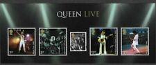 Queen Live-2020 Freddie Mercury -Postage stamp Special  min sheet-Great Britain