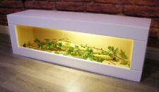 4 ft Modern Reptile Vivarium Tanks