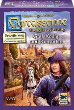 Hans im Glück Carcassonne 6. Erweiterung Graf König und Konsorten 48266