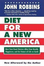 Diet for a New America, John Robbins, 0915811812, Book, Acceptable