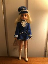 Pedigree Sindy Doll In Original Clothes Marching Band Majorette