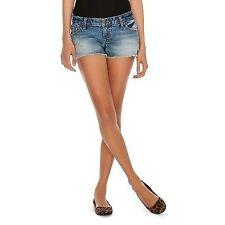 Denim Regular Low 8 Shorts for Women
