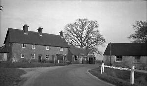 B/W Negative  Balls Cross Sussex Post Office & Garage 1940s +Copyright DB675