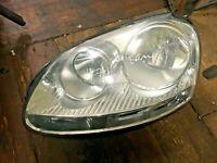 VW GOLF MK5 2004-2008 NS PASSENGER SIDE FRONT LEFT HEAD LIGHT LAMP 1K6941005Q