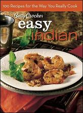 Betty Crocker Indian Title, BN Edition: 100 Recipes for the Way You Really Cook
