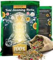 Yoni Steam Herbs - V Steam Vaginal Detox -  Cleansing Natural 4 oz