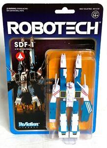Robotech SDF-1 Super7 Reaction Macross Saga action figure new