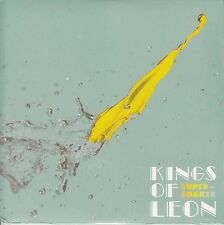 """KINGS OF LEON Super Soaker PICTURE SLEEVE 7"""" 45 record NEW RARE + jukebox strip"""