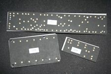 Fender style 6G14 or 6g14a  3 board set,Showman Amp 1960 to 1963, NEW Material
