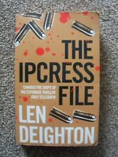 LEN DEIGHTON     THE IPCRESS FILE