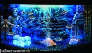 ATLANTIS HYDOR AQUARIUM DECORATIONS (Complete Underwater Aquarium Theme parts)