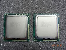Intel Xeon X5650 SLBV3 6 Core 2.66GHz 12MB Processor (Lot of 02) #TQ1061
