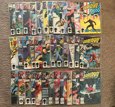 Daredevil Comic Book Lot 221-256