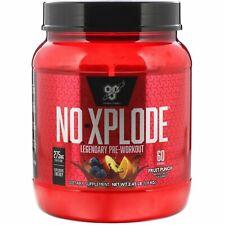 N.O.-Xplode, Legendary Pre-Workout, Fruit Punch, 2.45 lbs (1.11 kg)