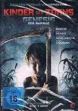 CHILDREN OF THE CORN 8 - GENESIS  -  DVD - PAL Region 2 - New