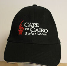 Cape to Cairo Safari  Baseball Cap Trucker Biker Hipster Hat Snapback