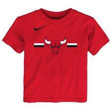 Nike NBA Toddlers Chicago Bulls Essential Logo Tee Shirt