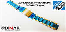 REPLACEMENT WATCH BAND CASIO ORIGINAL FOR CASIO MTP-1244