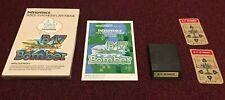 B-17 Bomber Mattel Intellivision Video Game Complete in Box CIB Intellivoice