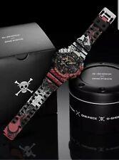 NEW Casio G-Shock x One Piece Limited Edition Watch GA-110JOP-1A4 *IN HAND*