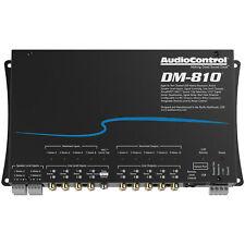 AudioControl DM-810 8 X 10 Matrix DSP Procesador de sonido Digital Control De Audio