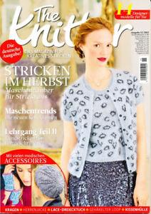 The Knitter 11 - Designermodelle zum Selberstricken