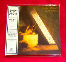 Kate Bush Lionheart MINI LP CD JAPAN TOCP-67816